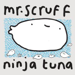 mr scruff ninja tuna