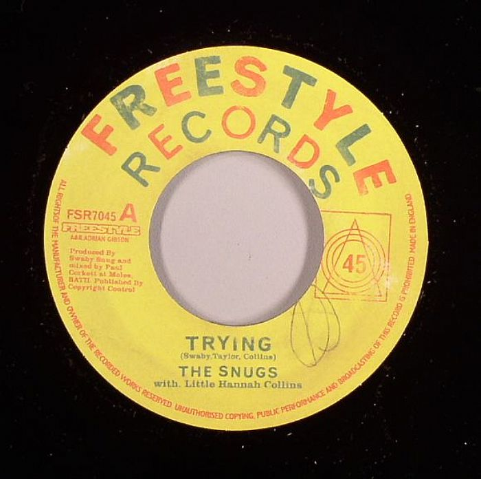 the snugs trying freestyle records